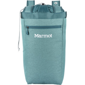 Marmot Urban Hauler Mochila M, deep jungle/deep teal